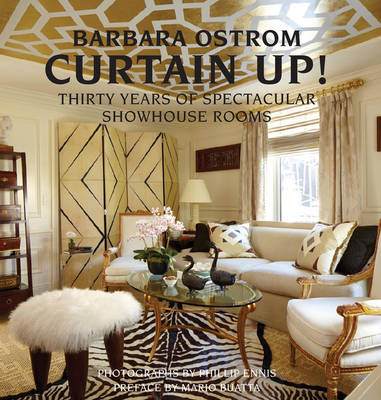 Curtain Up! - Barbara Ostrom