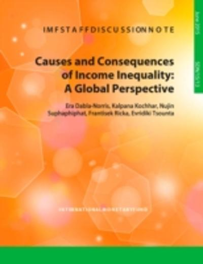 Causes and Consequences of Income Inequality : A Global Perspective -