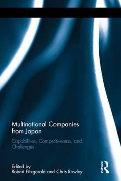 Multinational Companies from Japan - Robert Fitzgerald