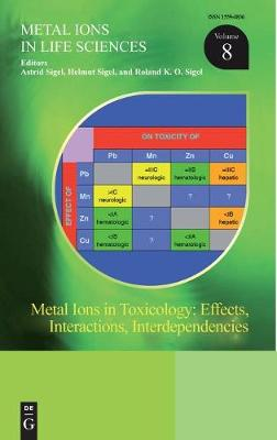Metal Ions in Toxicology: Effects, Interactions, Interdependencies -
