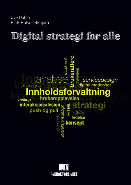 Digital strategi for alle - Ove Dalen