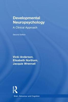 Developmental Neuropsychology - Vicki Anderson
