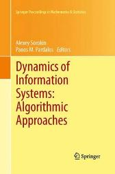 Dynamics of Information Systems: Algorithmic Approaches - Alexey Sorokin Panos M. Pardalos