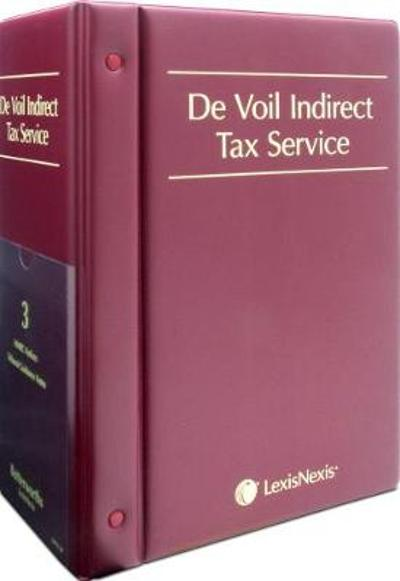 De Voil Indirect Tax Service - Charles Barcroft