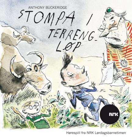 Stompa i terrengløp - Anthony Buckeridge