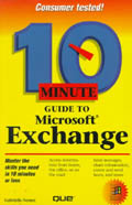 10 Minute Guide to Microsoft Exchange - Gabrielle Nemes