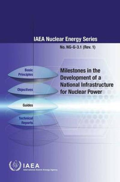 Milestones in the development of a national infrastructure for nuclear power - International Atomic Energy Agency