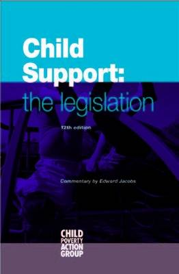 Child Support - Child Poverty Action Group
