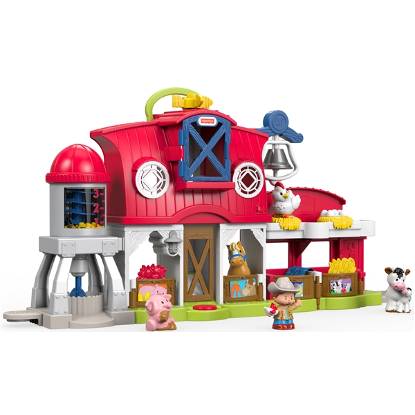 Fisher Price Little People Bondegård med lyd - Fisher Price