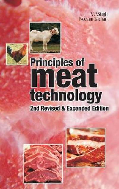 Principles of Meat Technology - Vijay Singh