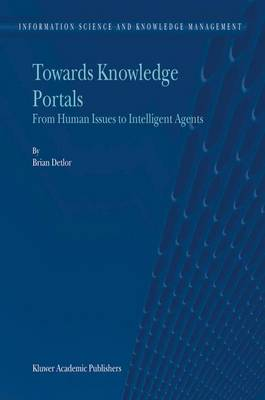 Towards Knowledge Portals - Brian Detlor