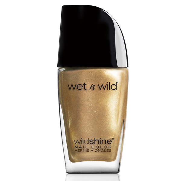 Wild Shine Nail Color - Wet n Wild