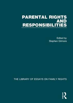 Parental Rights and Responsibilities - Alison Diduck