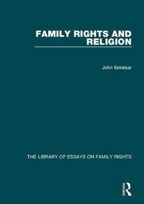 Family Rights and Religion - John Eekelaar