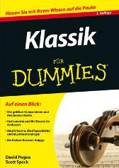 Klassik fur Dummies - David Pogue Scott Speck