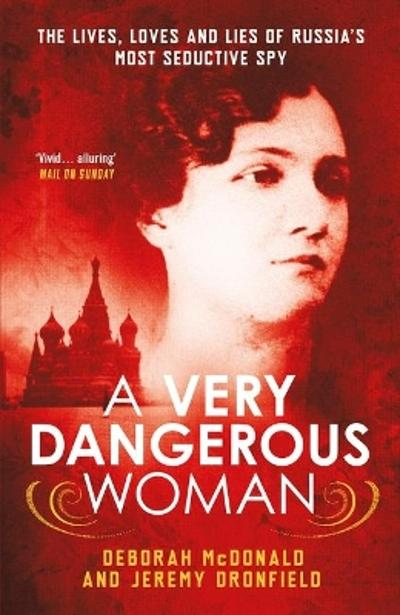 A Very Dangerous Woman - Deborah McDonald