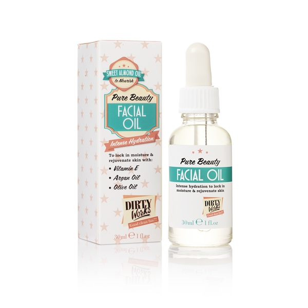 Pure Beauty Facial Oil - Dirty Works