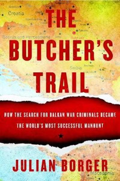 The Butcher's Trail - Julian Broger