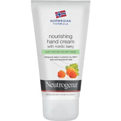 Norwegian Formula Nourishing Hand Cream - Neutrogena