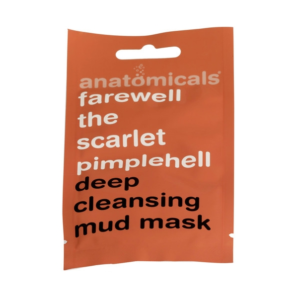Pimplehell Deep Cleansing Mud Face Mask - Anatomicals