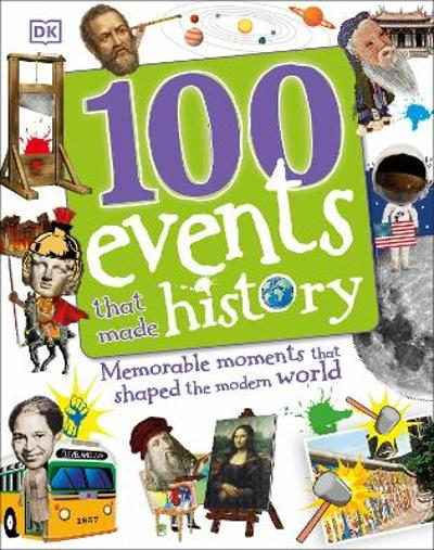 100 Events That Made History - DK