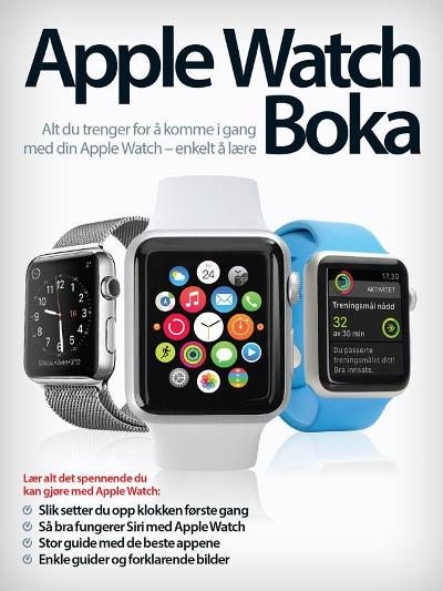 Apple Watch boka - Bens Aarø