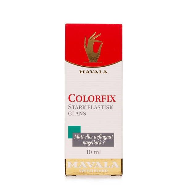 Colorfix Top Coat - Mavala