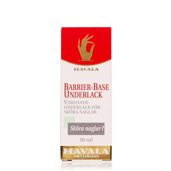 Barrier Base Coat - Underlack - Mavala