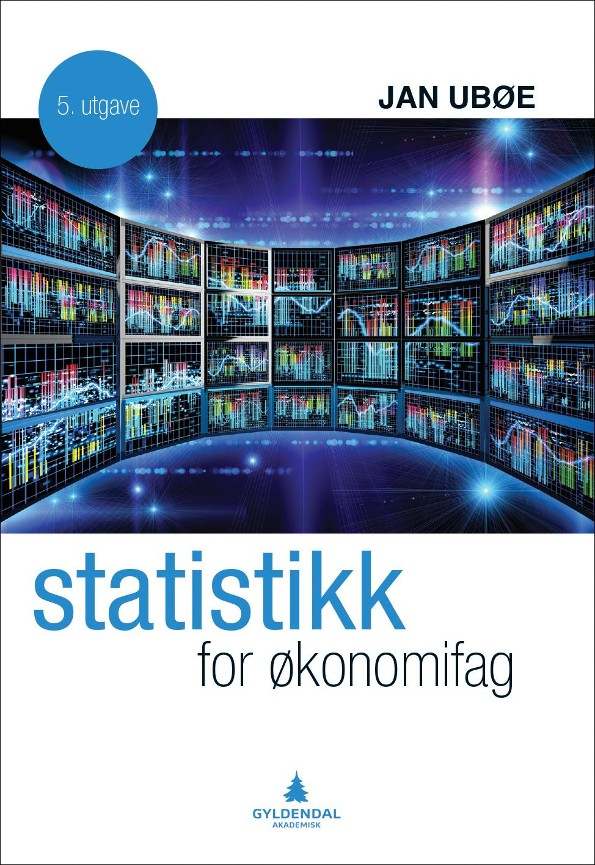 Statistikk for økonomifag - Jan Ubøe