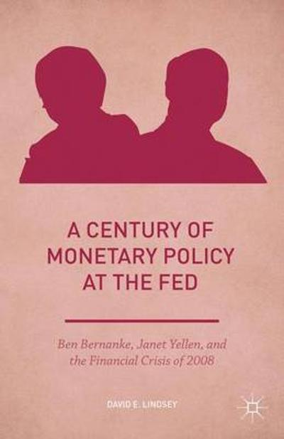 A Century of Monetary Policy at the Fed - David E. Lindsey