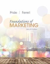 Foundations of Marketing - William Pride O. C. Ferrell