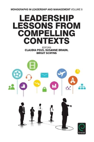Leadership Lessons from Compelling Contexts - Yair Berson