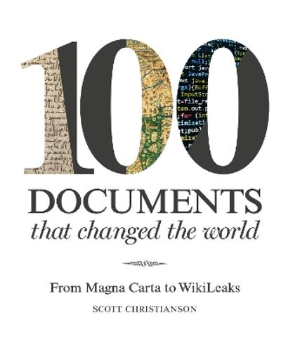 100 Documents That Changed the World - Scott Christianson