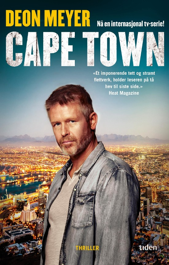 Cape Town - Deon Meyer