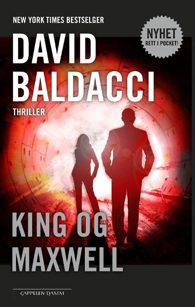 King og Maxwell - David Baldacci