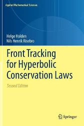 Front Tracking for Hyperbolic Conservation Laws - Helge Holden Nils Henrik Risebro