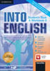 Into English Level 3 Student's Book and Workbook with Audio CD with Active Digital Book with B2 Booster, Italian Edition - Herbert Puchta Richard Carter Peter May Herbert Puchta Peter Lewis-Jones