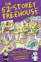 The 52-storey treehouse - Andy Griffiths Terry Denton