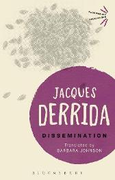 Dissemination - Jacques Derrida Barbara Johnson
