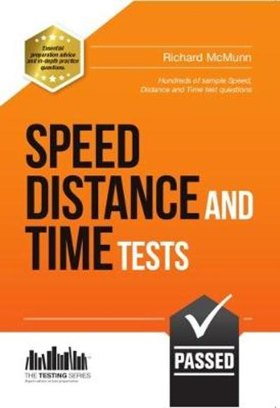 Speed, Distance and Time Tests: 100s of Sample Speed, Distance & Time Practice Questions and Answers - How2Become