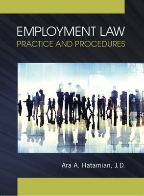 Employment Law - Ara Hatamian