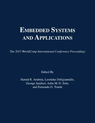 Embedded Systems and Applications - Hamid R Arabnia