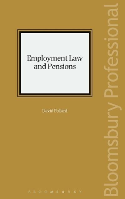Employment Law and Pensions - David Pollard