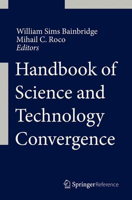 Handbook of Science and Technology Convergence - William Sims Bainbridge