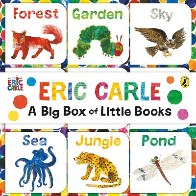 The World of Eric Carle: Big Box of Little Books - Eric Carle