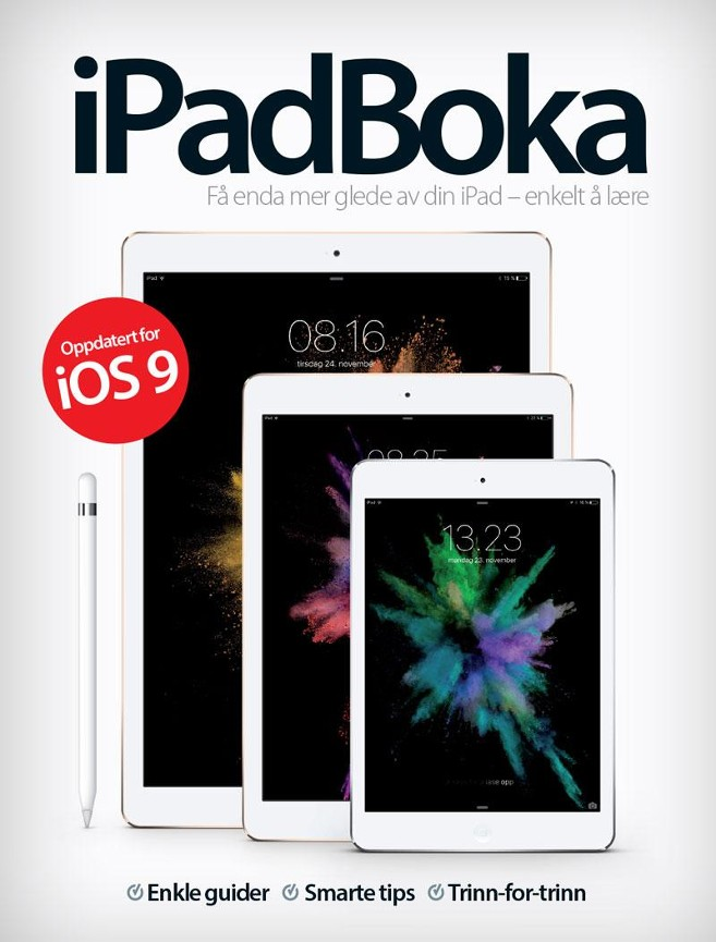 iPad boka - Line Therkelsen