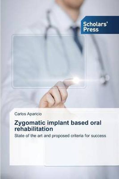 Zygomatic Implant Based Oral Rehabilitation - Aparicio Carlos