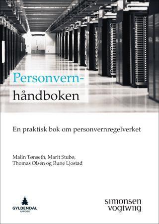 Personvernhåndboken PDF ePub
