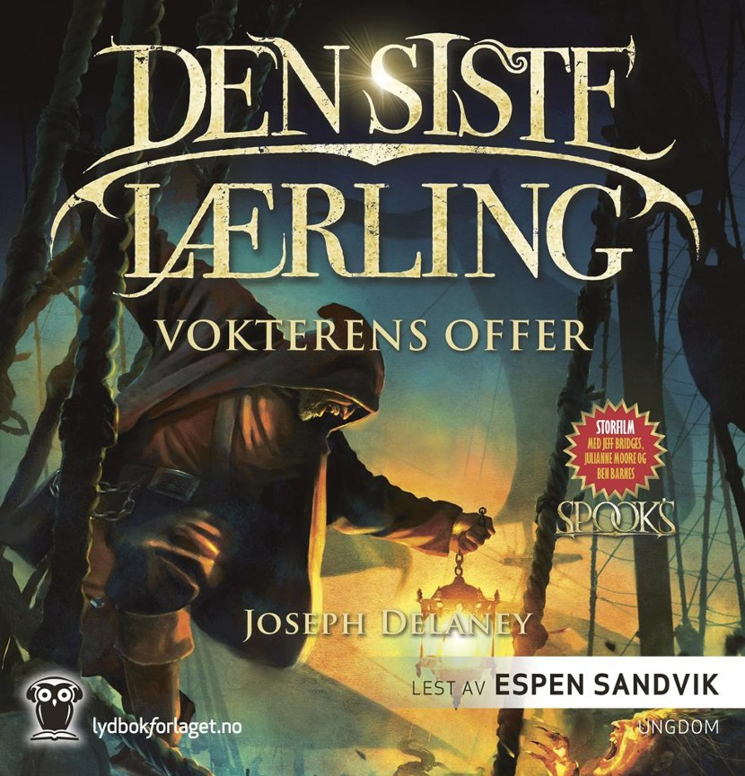 Vokterens offer - Joseph Delaney