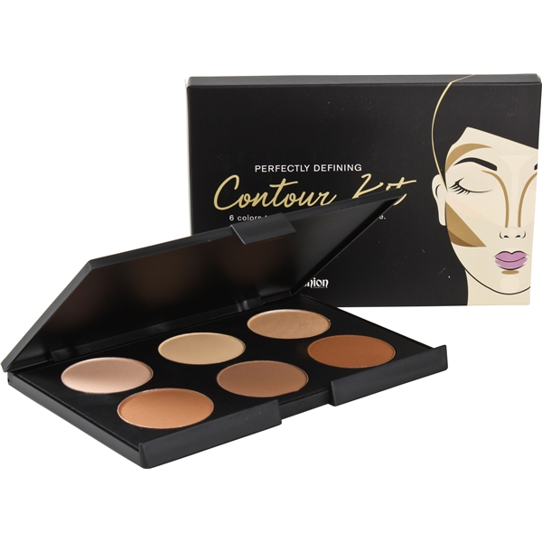 Pashion Contour Palette - Pashion Stockholm